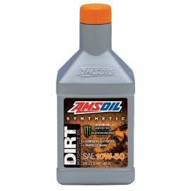 Amsoil Synthetic Dirt Bike Oil 10w50 DB50 1qt (0,946l)