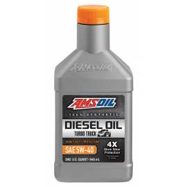 Heavy-Duty Diesel Oil ADO 5w40 1qt (0,946l)