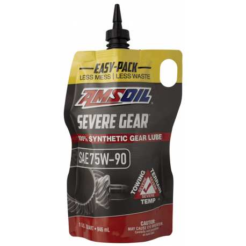 Amsoil Severe Gear 75w90 Easy Pack SVG 1qt (0,946l)